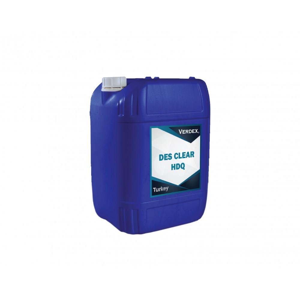 Des Clear Hdq - QAC Bazlı Yüzey Ve Ortam Hijyen Ürünü (Konsantre)