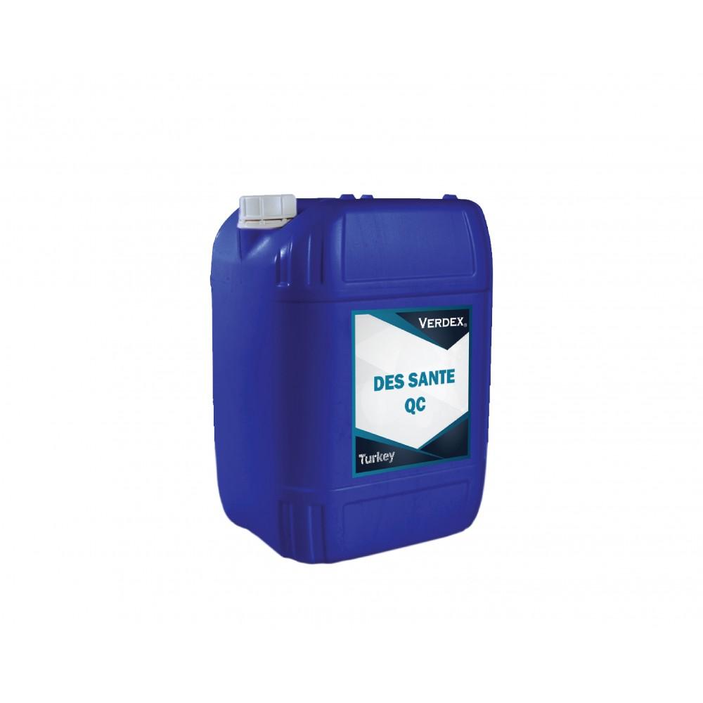 Des Sante Qc - QC Bazlı Köpüklü Sanitasyon(Temizlik ve Hijyen) Ürünü